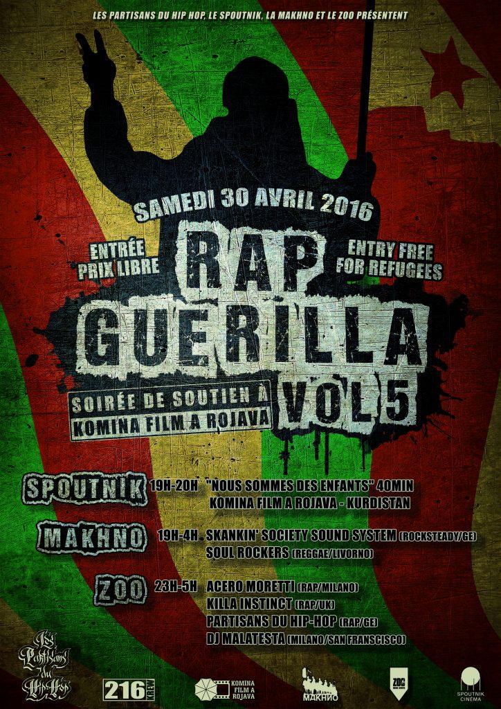 Rap Guerilla 2016 Finale